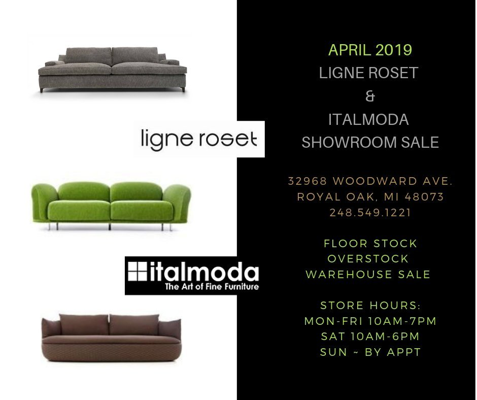 italmoda-ligne-roset-showroom-warehouse-sale-april-2019