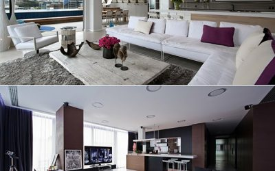 Modern vs. Contemporary Interior Design