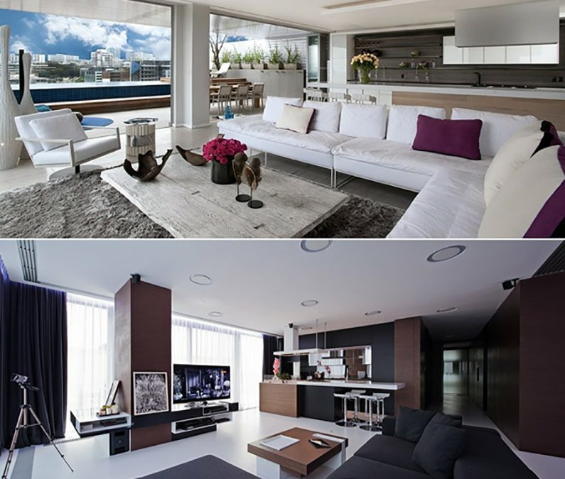 Modern Vs Contemporary Interior Design Italmoda Furniture